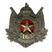165e Bataillon acadien  Credit - Université de Moncton