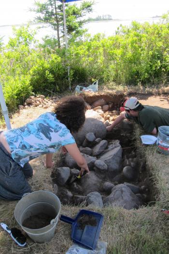 Archaeology at Fort Saint-Louis - Part 4 | Nova Scotia Museum