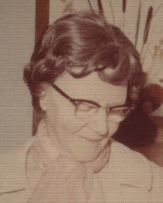 Christine H. McInnis. Courtesy of Gloria Stephens.