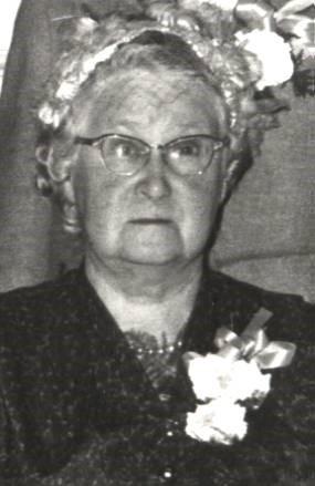 Ethel Redmond. Courtesy of Gloria Stephens.