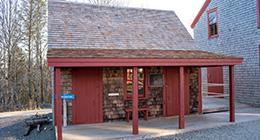 Ross Farm roof
