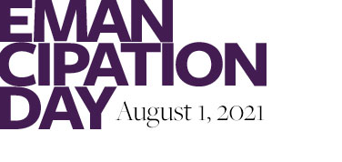 Emancipation Day graphic